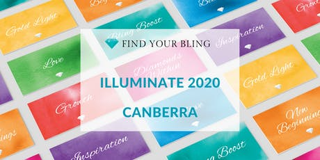 Illuminate Your Bling in 2020 | Canberra tickets