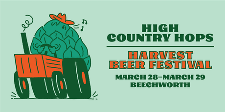 High Country Hops - Harvest Beer Festival 2020 tickets