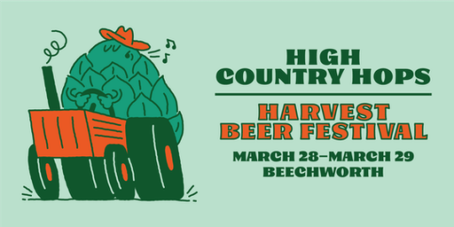 High Country Hops - Harvest Beer Festival 2020