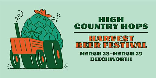 High Country Hops - Harvest Beer Festival 2020