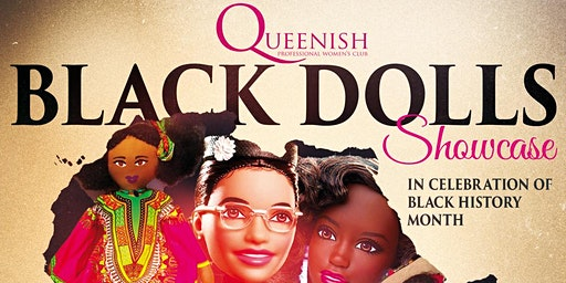 Queenish Black Dolls Showcase