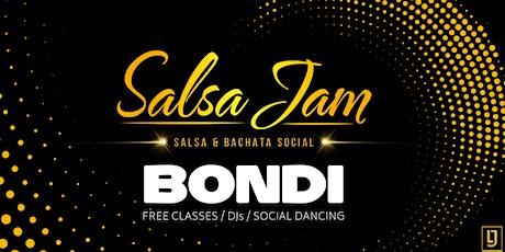 Bondi Salsa Jam - Latin Fiesta! tickets