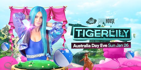 TIGERLILY • Australia Day Eve at Home House tickets