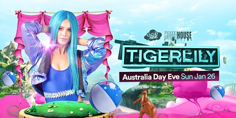 TIGERLILY • Australia Day Holiday Eve at Home House tickets