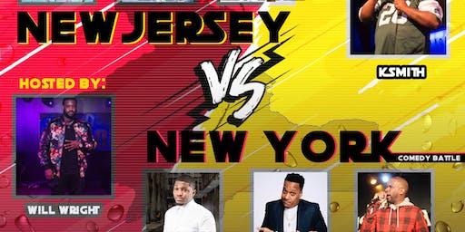 NJ VS. NY