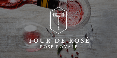 Tour de Rosé Tasting // 13th February 2020, 6:30PM tickets