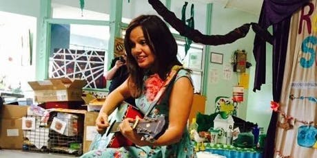 Summer Festival: The Magic of Music, Movement and Storytelling with Renata Jayne - Under 8s Performance tickets