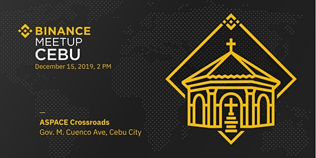 Binance Cebu Meetup tickets