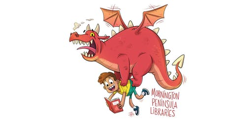 School holiday program: Charlie Super Silly Pants Show - Mornington Library