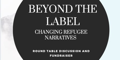 Beyond the Label: Changing Refugee Narratives tickets