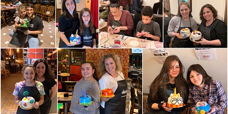 Parent and me Cake Decorating Night - NO Experience needed tickets