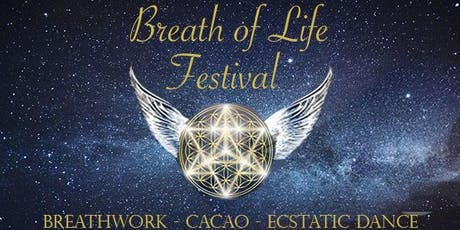 Breath Of Life Festival tickets