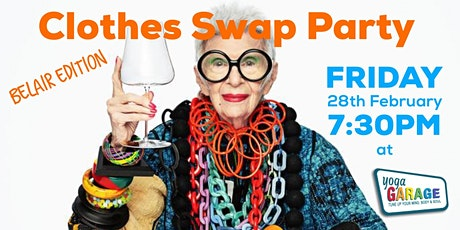 Clothes Swap Party (BELAIR EDITION) tickets