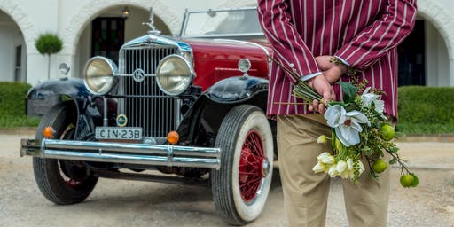 Roaring 20s Luxury Vintage Car Tour