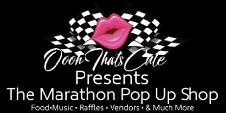 Marathon Pop Up Shop @ The Daiquiri City tickets