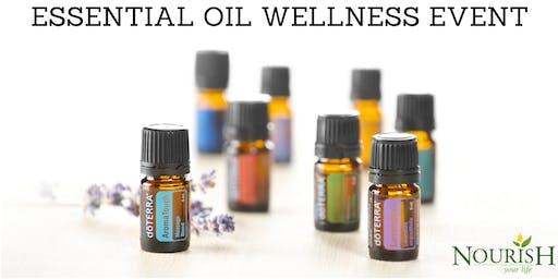 Essential Oils for Immunity