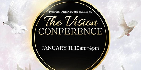 The Vision Conference tickets