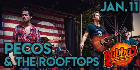 Pecos & The Rooftops tickets
