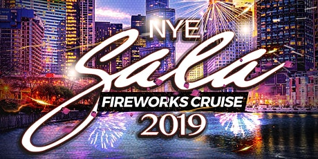 New Year's Eve Fireworks Cruise on Tuesday, December 31st tickets