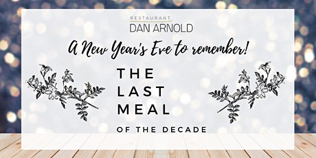 The Last Meal of the Decade tickets