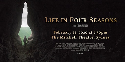 Movie Premier 'Life in Four Seasons' - Sydney