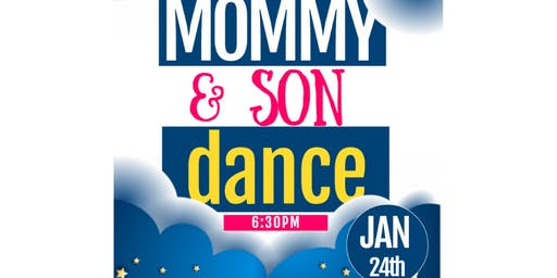 An Evening of fun for a Queen and her Prince (mother-son) - school dance.