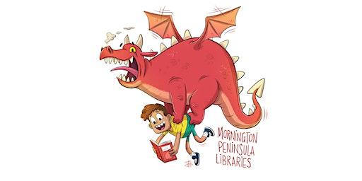 School holiday program: Mr Snot Bottom - Mornington Library