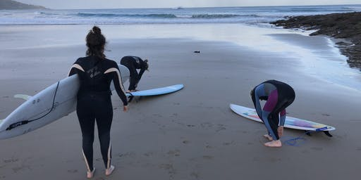 Surf Style Training Kennett River Camp - February 2020