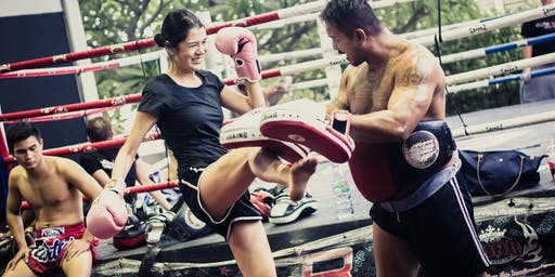 Muay Thai Conditioning Master Class  by FitTripper