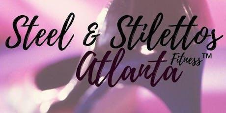 Steel & Stilettos Fitness™ with Gigi @ Vertical Joes tickets