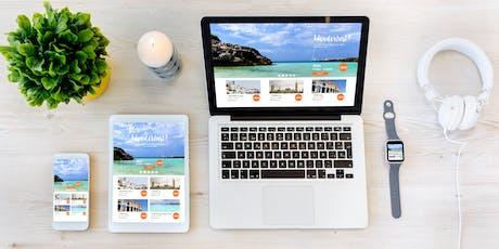 Tourism NT website workshop - Alice Springs tickets