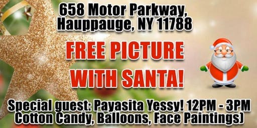 Free Photo With Santa