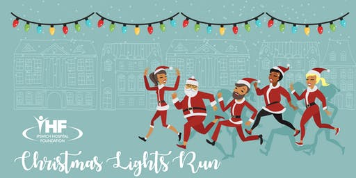 IHF Christmas Lights Run
