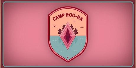 Camp Hoo-Ha: Red Deer - SKIVVIES BADGE tickets