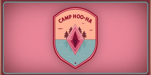 Camp Hoo-Ha: Red Deer - SKIVVIES BADGE