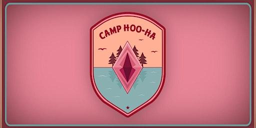 Camp Hoo-Ha: Red Deer - SKIVVIES BADGE
