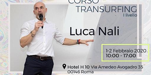 Corso Transurfing I livello a Roma