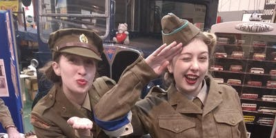 World War 2 (WW2) Dance session