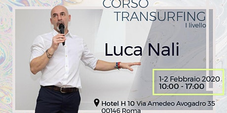 Corso Transurfing I liv. Roma biglietti