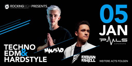 Rocking High presents Mausio & Fabian Farell