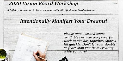 2020 Vision Board Workshop - Las Vegas
