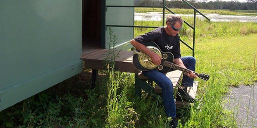 Sunday Session Blues on the Grass with Mark Porter