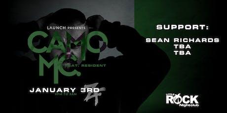 Camo MC - Nelson (2020) tickets