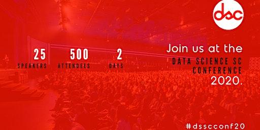 Data Science SC Conference 2020  |  #dscscconf20