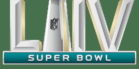 Super Bowl #Kickback LIV tickets