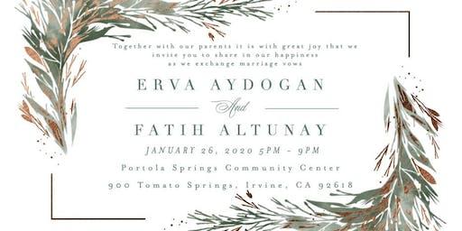 Erva&Fatih Wedding Celebration