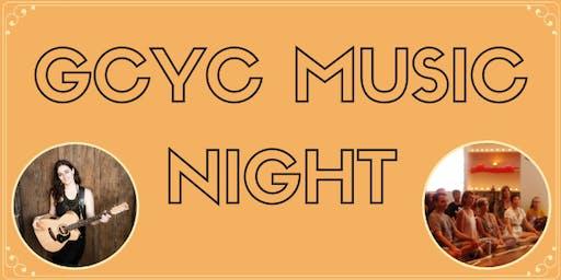 GCYC Music Night - Meal Ticket
