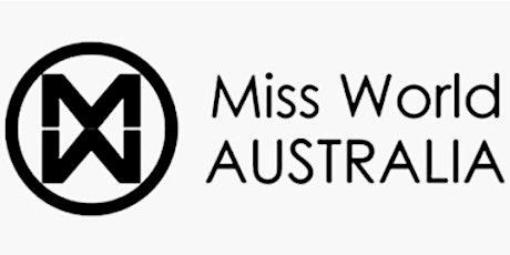 Miss World Australia Fundraiser tickets
