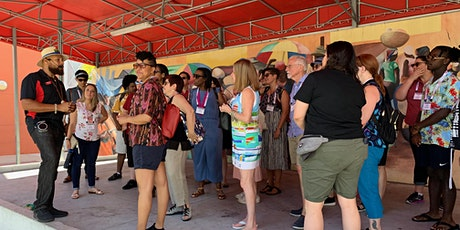 $20 BaseCamp Miami Little Haiti  Walking Tour Limited Time Only tickets