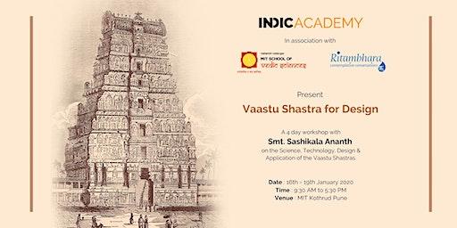 Indic Academy presents Vaastu Shastra for Design
